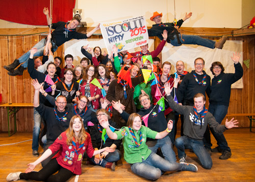 iScout2015 groep